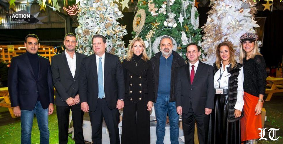 معرض الميلاد الأكبر في لبنان