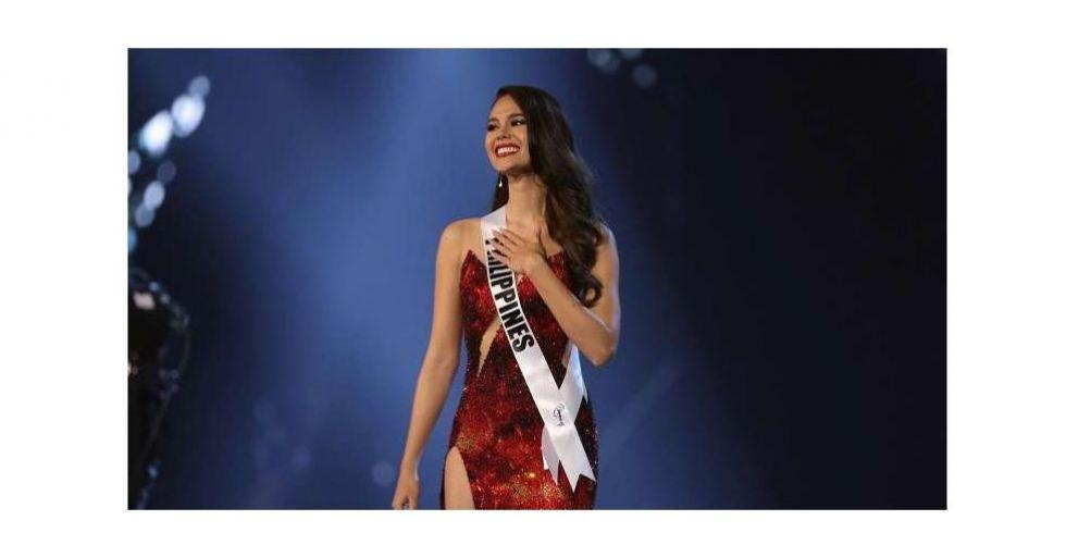 للمرة الرابعة فليبينية ملكة جمال الكون