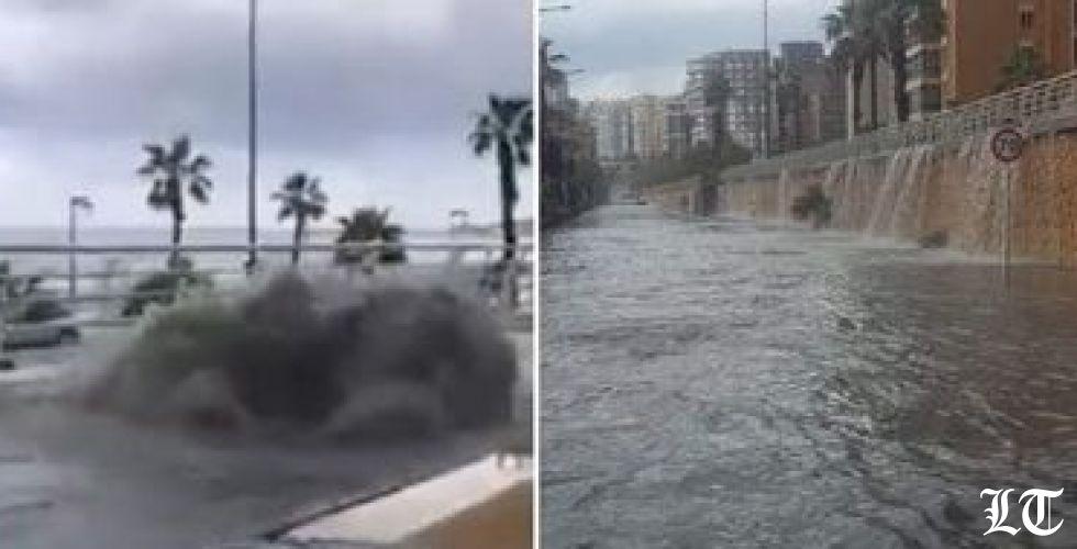 حتى الآن  لا يعرف أركان الدولة من أغرق بيروت في المجارير