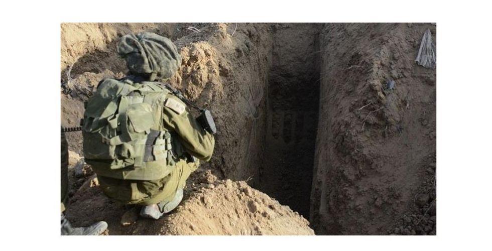 ارتفاع حدة التوتر بين حزب الله واسرائيل التي اكتشفت أنفاقا للحزب داخل مناطق احتلالها