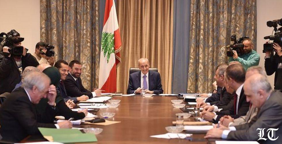 الرئيس بري في المسافة الفاصلة بين قصري بعبدا ودمشق