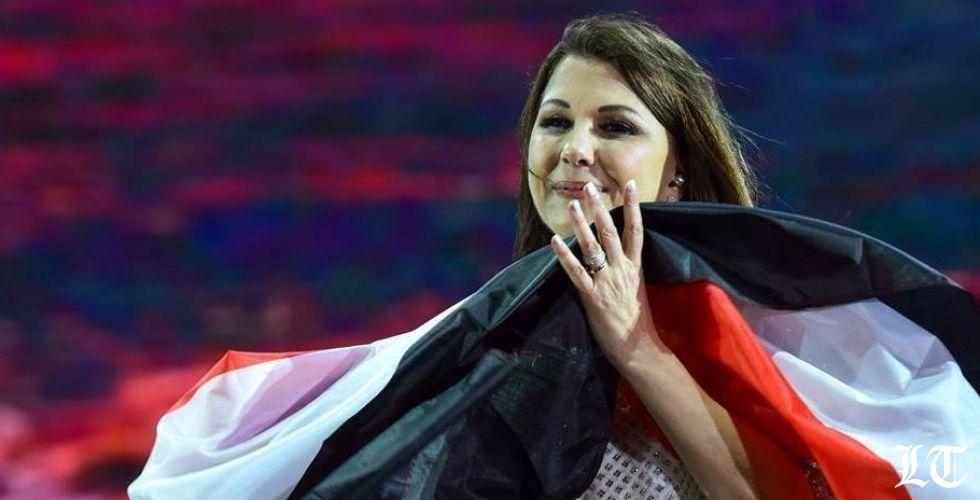 ماجدة الرومي تغني للخير في مصر