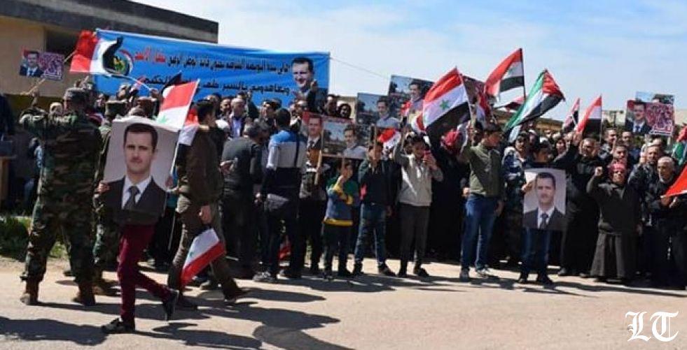 هل بدأ النظام السوري تشجيع عودة مواطنيه الى ديارهم انطلاقا من مدينة القصير؟