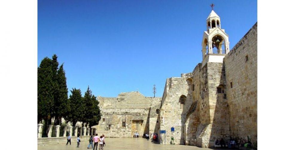 الفلسطينيون ينقذون كنيسة مهد المسيح من الخطر بشهادة اليونيسكو