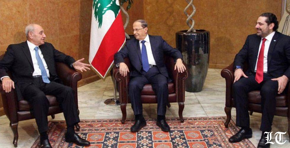 افتراقاتٌ وتقاطعات في مواقف الرؤساء عون وبري والحريري في مواجهة اسرائيل