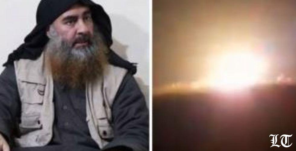 العراق:البغدادي انكشف للاميركيين وهو يرحّل عائلته الى تركيا
