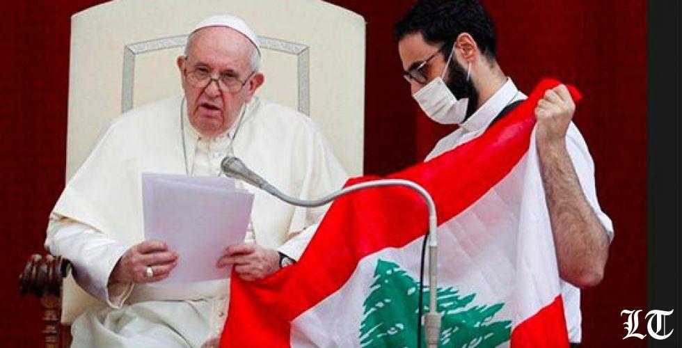 موفدٌ باباوي في بيروت الجمعة في يوم صلاة وتضامن