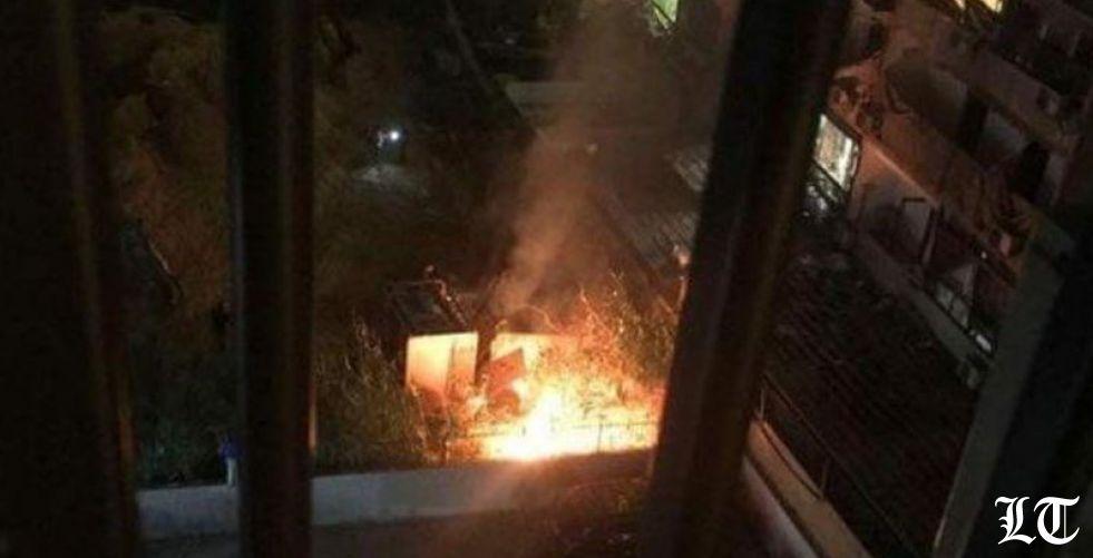 سقوط طائرة إسرائيلية مسيرة وانفجار أخرى في الضاحية الجنوبية