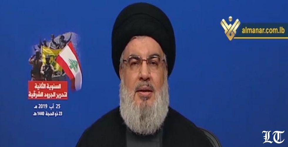حزب الله:الأمر لي