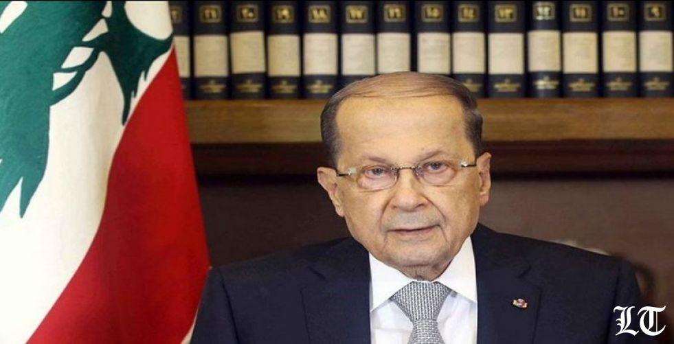 الرئيس عون يؤيد تعديلا حكوميا ويدعو ممثلي المتظاهرين للحوار