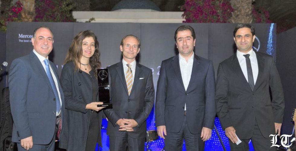 شركة ت. غرغور وأولاده تفوز بجائزة أفضل نموّ لرضا الزبائن