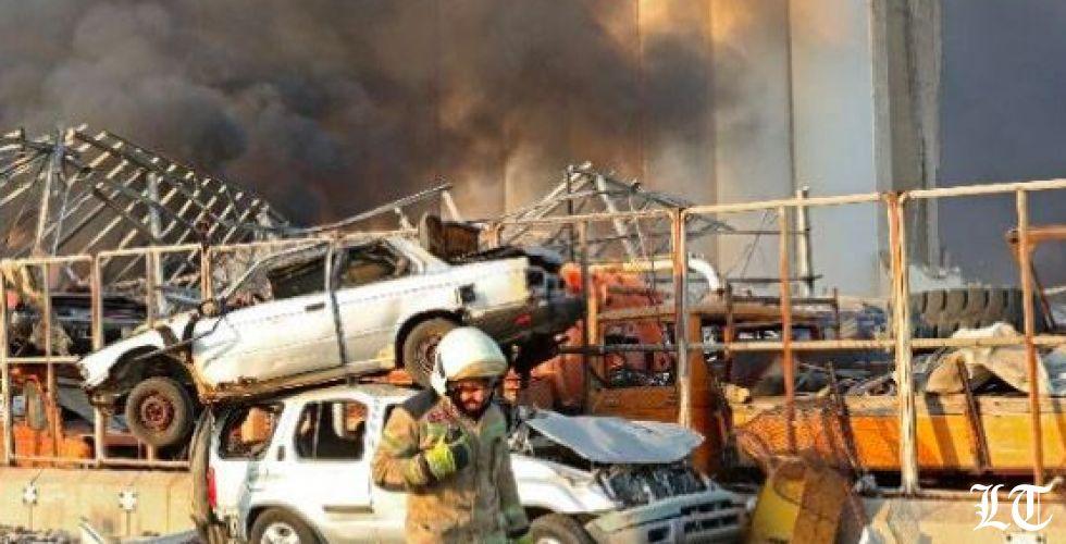 مستشفيات بيروت تضيق بالجرحى واعلان حالة طوارئ طبية