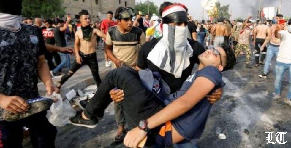 ٢٨٠قتيلا حتى الآن في احتجاجات العراق