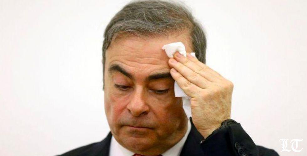 اليابان تأمل في تسلم معتقلين  في أمريكا لهما علاقة  بهروب غصن