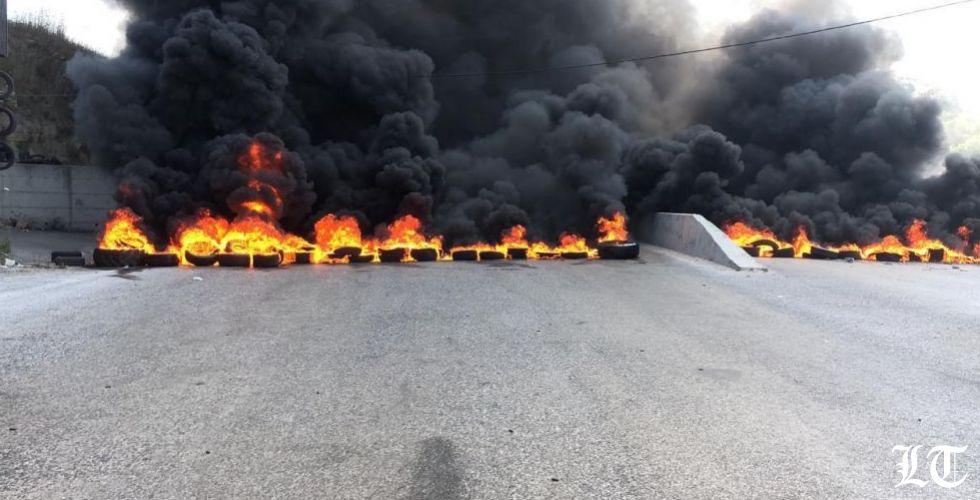 هل تفتح حكومة دياب الطرقات المقفلة حول الضاحية؟