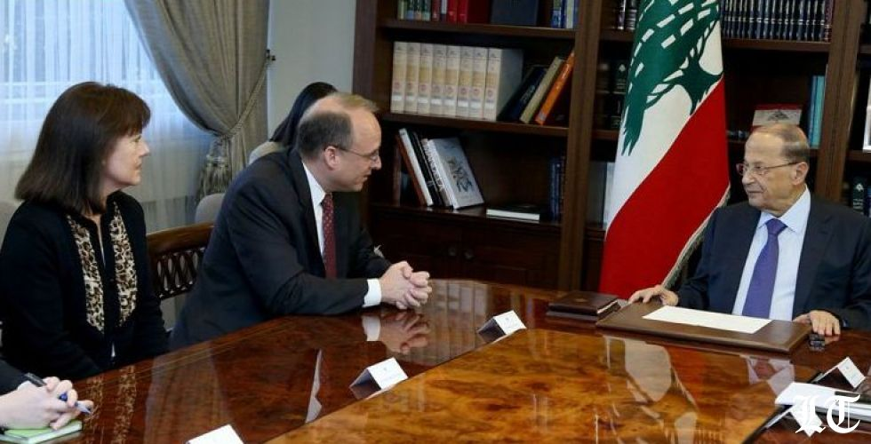 لبنان يؤكد للأميركيين الصرامة في مكافحة تمويل الارهاب وتبييضها
