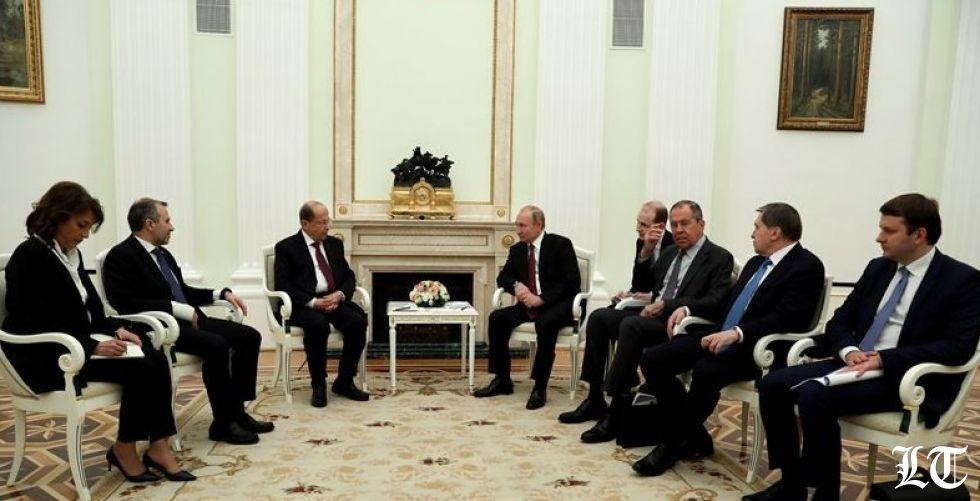 القمة اللبنانية الروسية لإعادة النازحين السوريين حين توفر الظروف