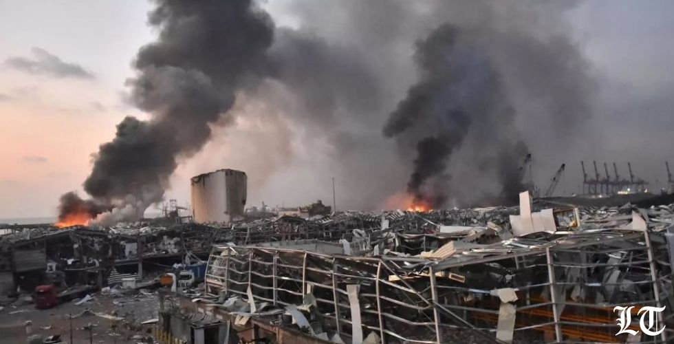فيديويُظهر حجم الدمار في مرفأ بيروت