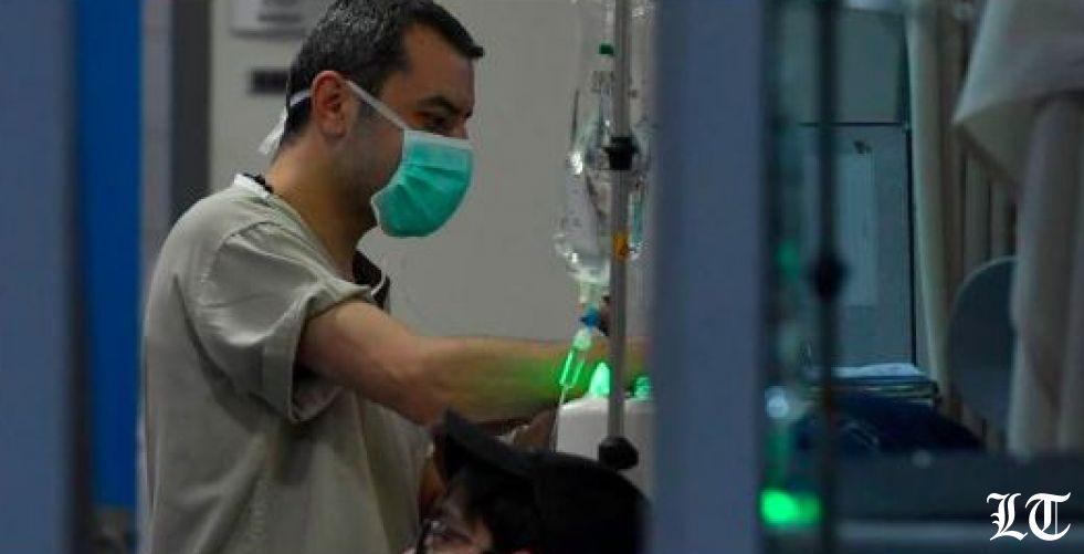 تقرير مستشفى الحريري عن كورونا: 3 إصابات في وحدة العزل و40 حالة في قسم الطوارىء