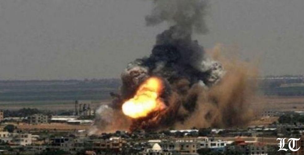 """الحشد الشعبي في العراق يتهم """"جهات أجنبية"""" باستهداف قواعده"""