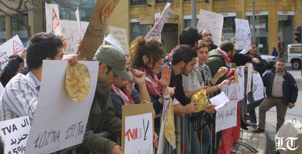 هذه هي الاحزاب والتيارات التي شاركت في إفلاس لبنان