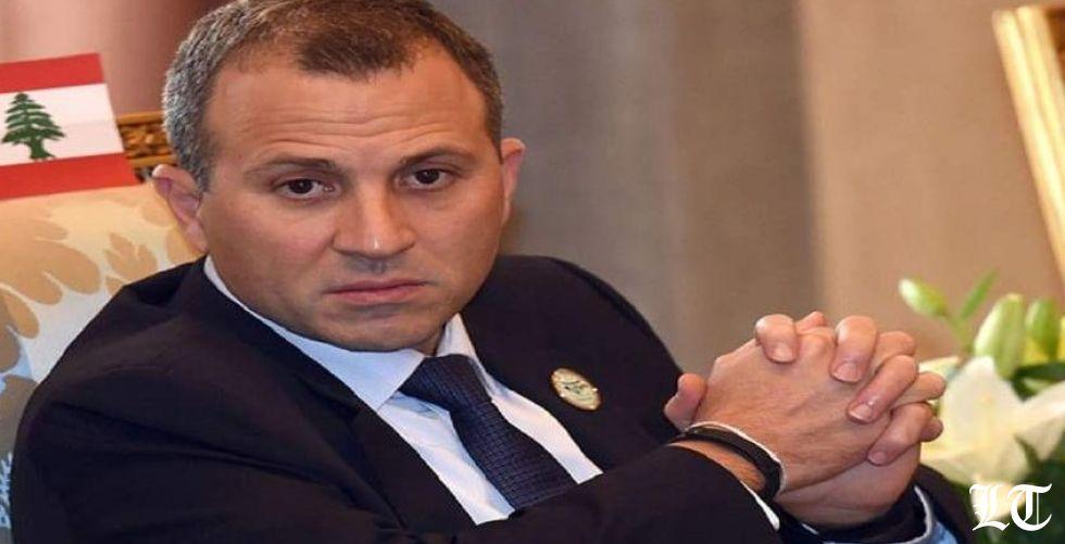 الوزير جبران باسيل في دائرة الاتهام