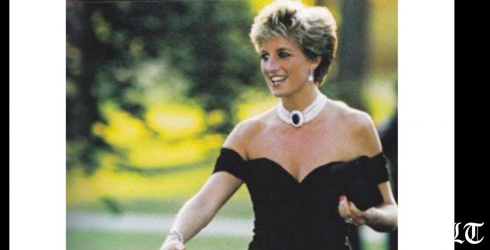 عرض فستان للأميرة ديانا للبيع بأكثر من 300 ألف يورو
