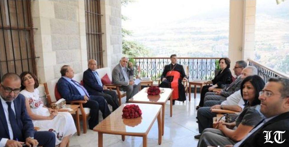 هل ترد وزيرة الداخلية أو اللواء عثمان على اتهامات البطريرك الراعي لشعبة المعلومات؟