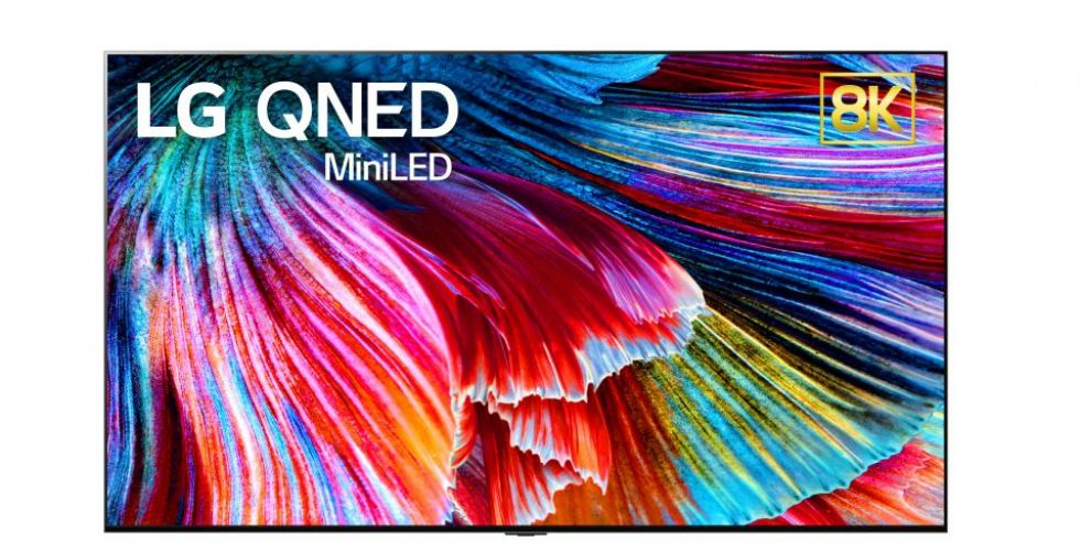 إل جي تكشف عن أول تلفزيون QNED MINI LED
