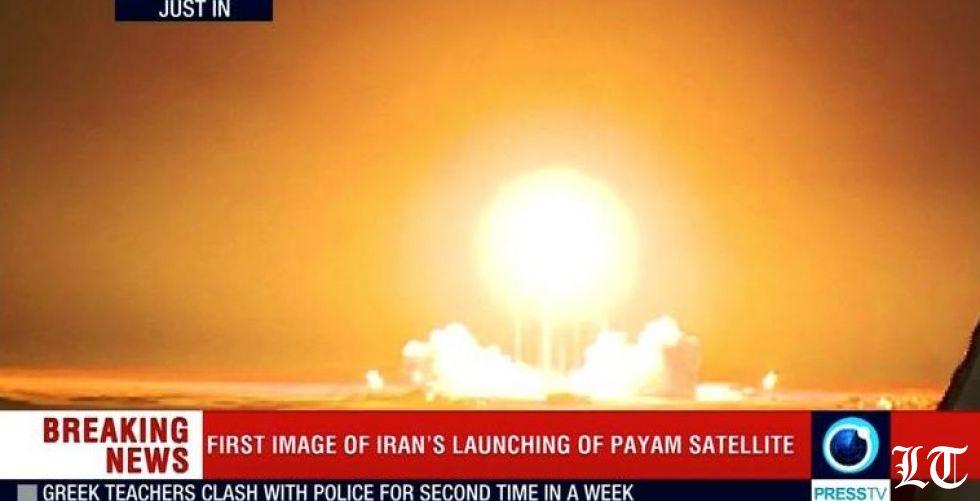 إيران تفشل في إطلاق قمر صناعيّ
