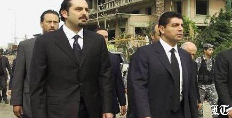 نار الشقيقيين في بيت رفيق الحريري