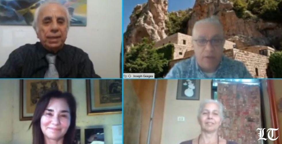 """التواصلية الثامنة لـ""""مركز التراث اللبناني"""" في اللبنانية الأَميركية جبران بين مترجمه الأَرشمندريت وطيور أَيلول"""