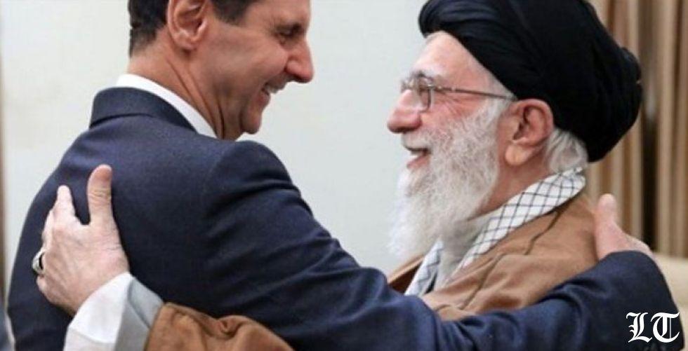 """خامنئي يصف الاسد """"بالبطل"""" في لقائهما في طهران"""