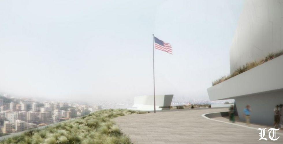 اطلّع على المبنى الجديد للسفارة الأميركية في عوكر بتكلفة مليار دولار