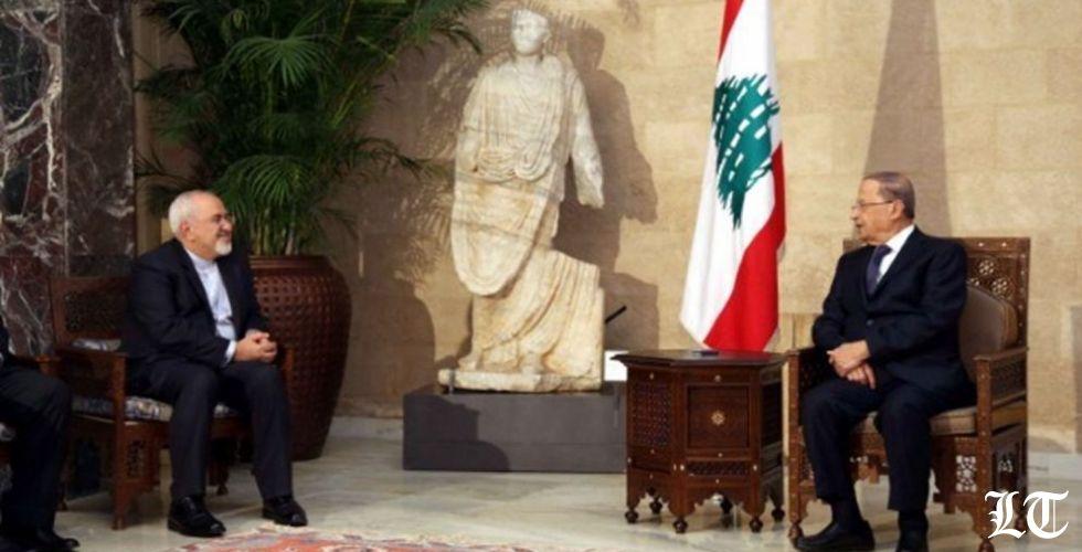الرئيس عون يواجه ظريف بأولوية عودة النازحين السوريين