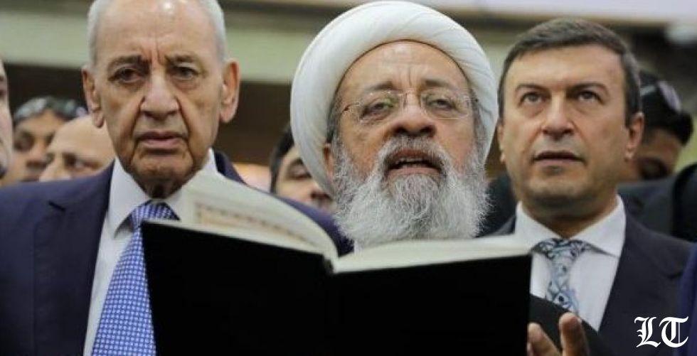 الرئيس بري:العراق قادرٌ على مصالحة السعودية وايران