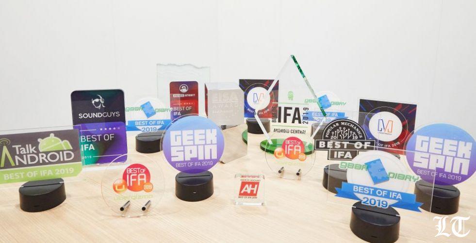 هواوي ترسخ ريادتها بفوزها بأعلى الجوائز في معرض إيفا 2019