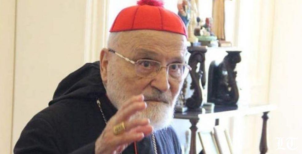 البطريرك صفير يخرج غدا من المستشفى ليحتفل بعيد ميلاده ال٩٩في بكركي