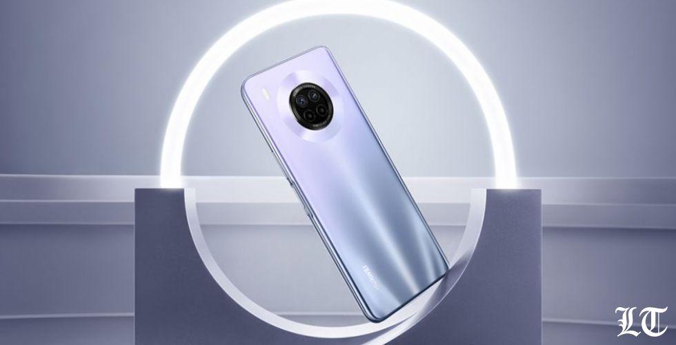هاتف HUAWEI Y9a الجديد اصبح متوفراً في لبنان
