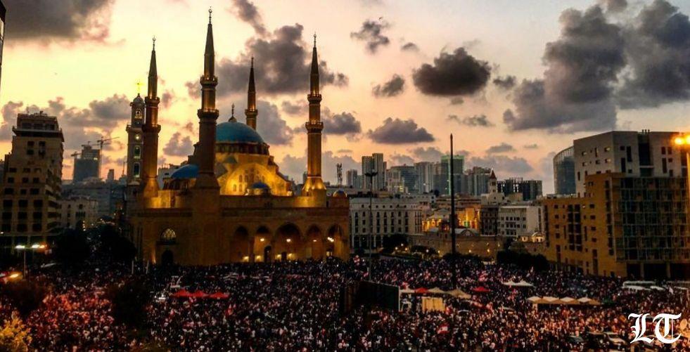 أول بيان للمتظاهرين:حكومة انقاذ وانتخابات مبكرة