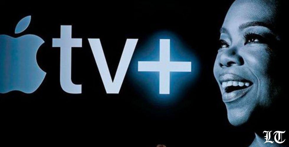 أوبرا وينفري في برنامج جديد من شاشة آبل