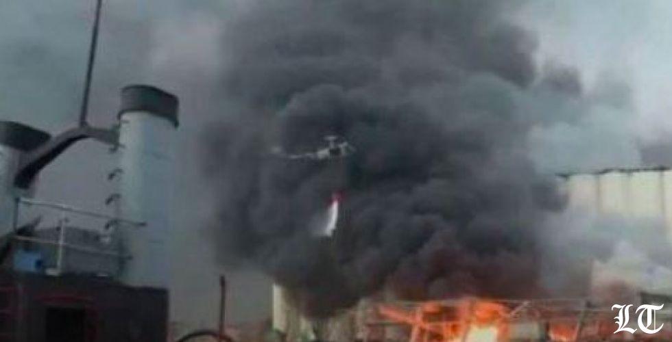 بيروت مدينة منكوبة وتوصية باعلان حال الطوارئ