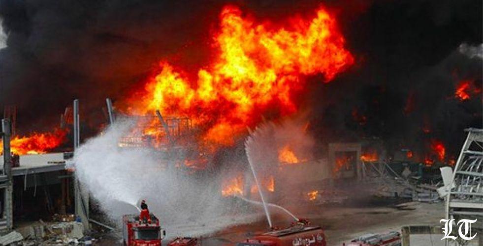 الوصاية الفرنسية باب لتدويل ادارة المرفأ بعد الجريمة والحريق