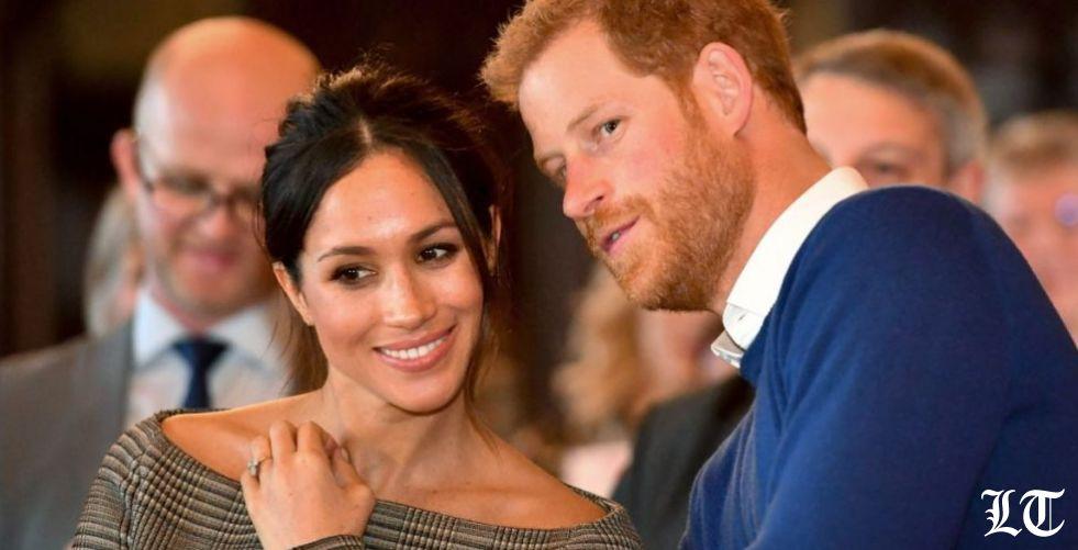 مولود الأمير هاري وميجان...ذكر