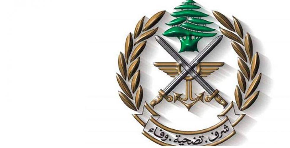 مدير التوجيه في الجيش شرح الإجراءات المتخذة خلال فترة إعلان حالة الطوارئ في منطقة بيروت