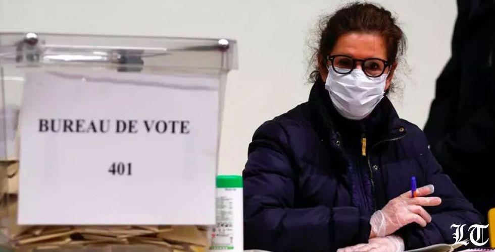 نسبة امتناع قياسية عن التصويت في الانتخابات البلدية الفرنسية ... والسبب كورونا