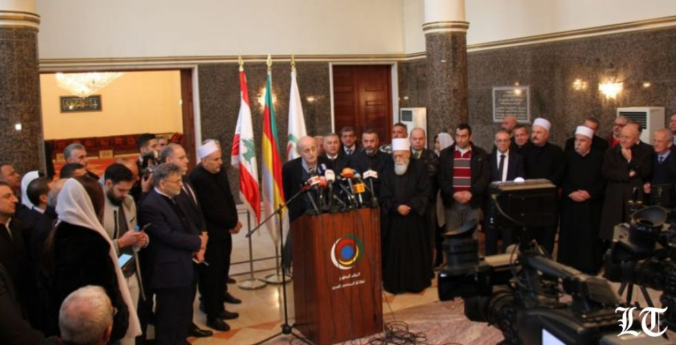 المجلس المذهبي الدرزي: دعوات الى تغعيل المؤسسات