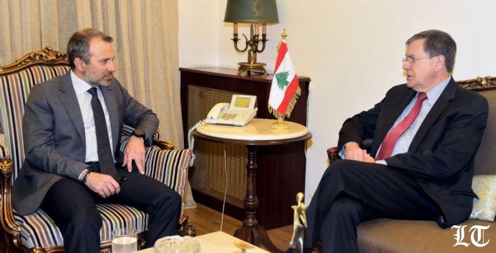اتفاق على وساطة أميركية بين لبنان واسرائيل بترسيم الأمم المتحدة الحدود البرية والبحرية