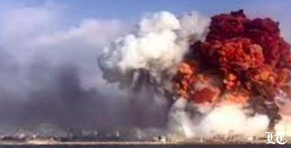 انفجار المرفأ يُحدث أضرارا كبيرة