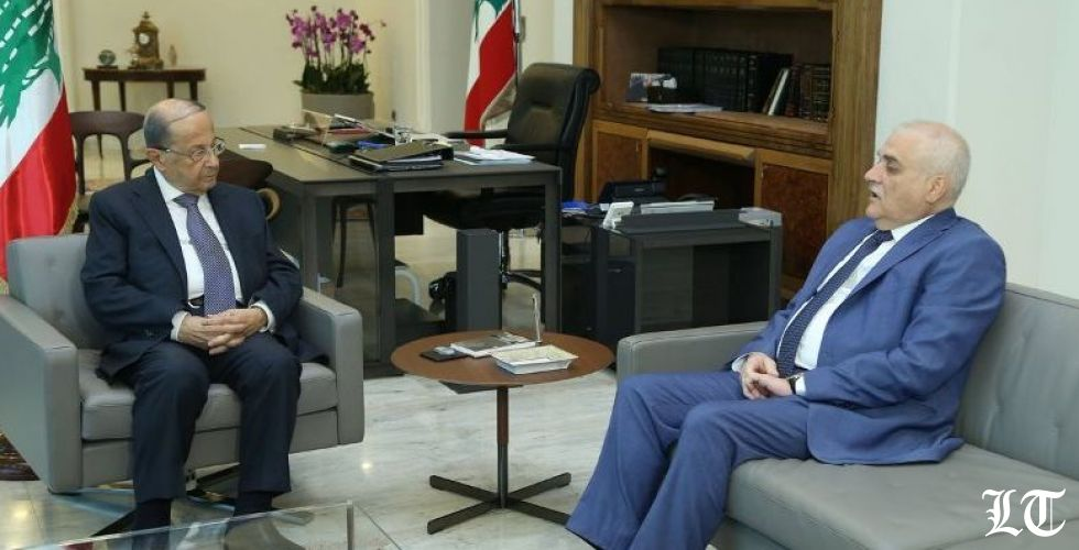 الوزير جبق  يحقق إنجازا في فتح القطاع الصحي على العراق